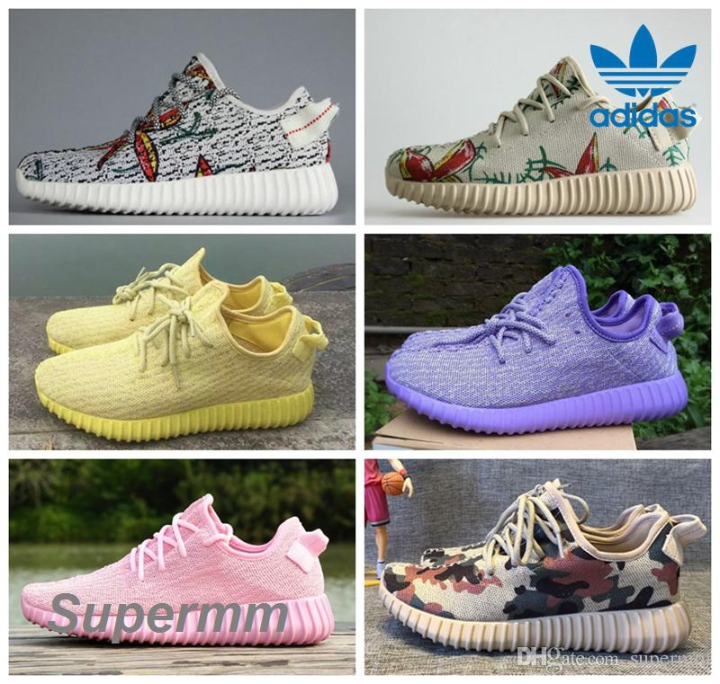 07e1edf7d86bc ... free shipping adidas yeezy boost 350 womens yellow 7d599 a9211 ...