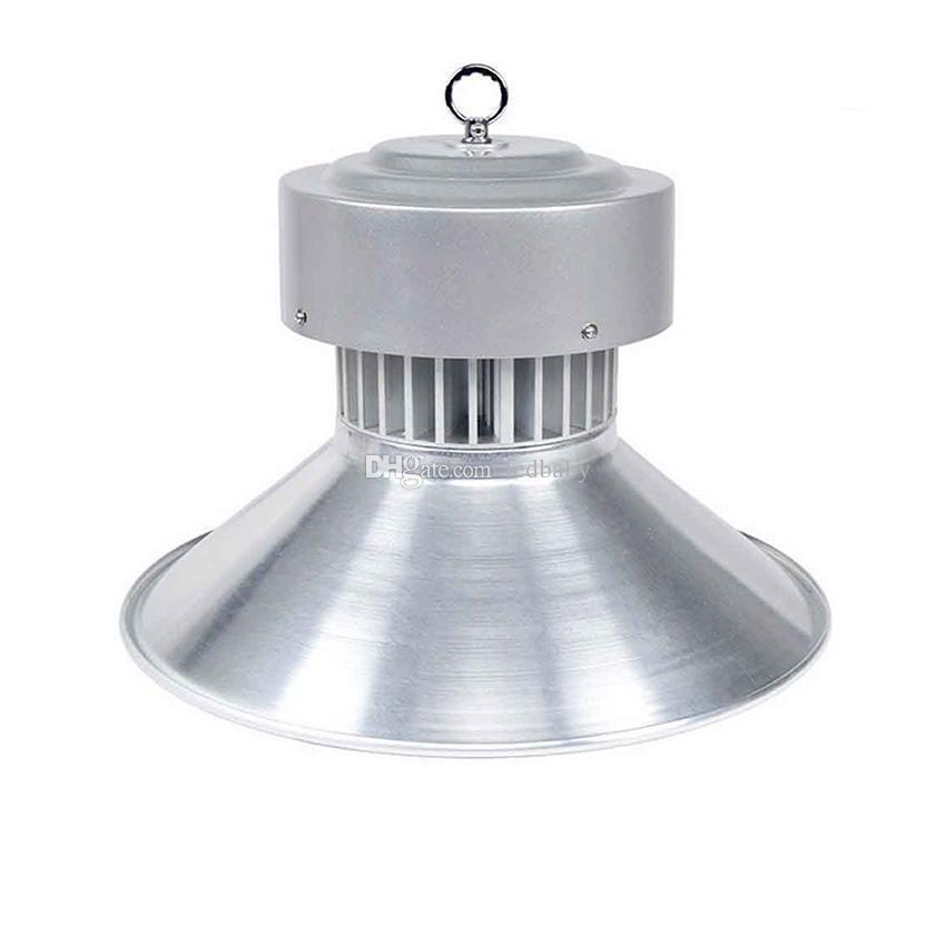 LED High Bay Light 50W 100W 150W 200W Lampada industriale Garanzia 3 anni 50000H AC85-265V CE RoHS FCC UL SAA