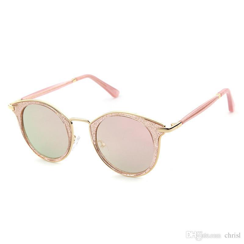 ec8f3d3fc1b17 Compre Novos Óculos De Sol Pc Olho De Gato Óculos De Sol Das Mulheres Do  Vintage Sol Glasse Retro Senhoras De Luxo Da Marca De Designer Por Atacado  De ...