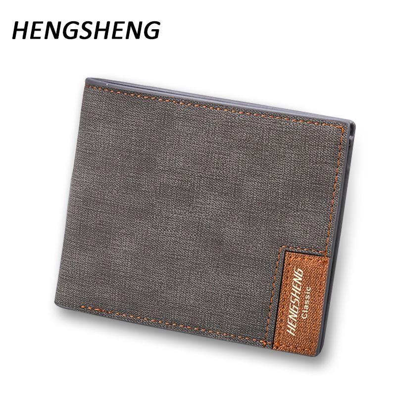 544aab9b59dc Hot Sale Fashion New Wallet Men Short Pu Leather Wallets Slim Wallet Credit  Card Holder Small Men S Wallet Coin Purse Photo Pocket Money Bag Orla Kiely  ...
