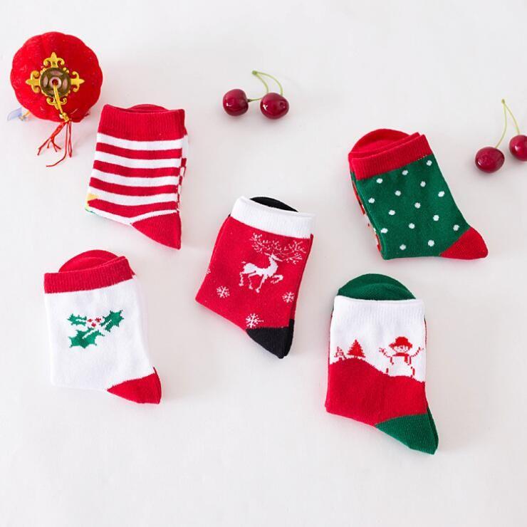 Best Christmas Socks Christmas Gifts Wholesale Sports Socks Boys And ...