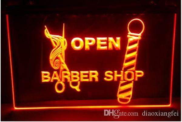 2018 Open Barber Car Beer Bar Pub Club 3d Signs Led Neon Light Sign Home  Decor Shop Crafts From Diaoxiangfei, $11.89 | Dhgate.Com Photo