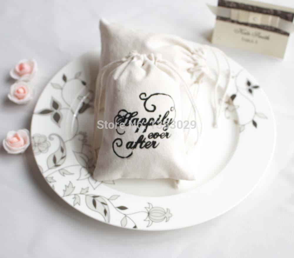 Wholesale-Customized Color Printing Happily Ever After Wedding Favor ...