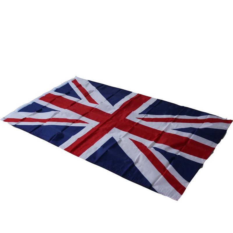 87*148cm United Kingdom National Flag - Home Decoration the world Cup Olympic Game Union Jack UK British Flag England Country Flags Banner