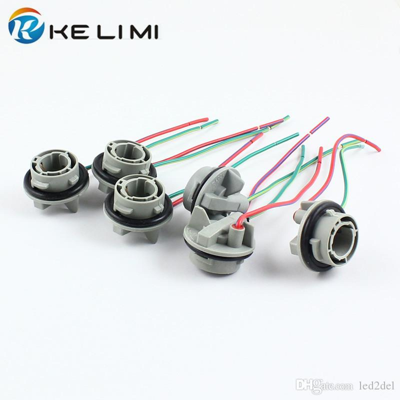 Unique 1156 Led Light Lamps Holder Socket Adapter Base 1156 Ba15s P21w Harness Wire Adapters Sockets Plug Lights Car Lights Cars From Led2del $1 21 Dhgate Modern - Review led light accessories Idea