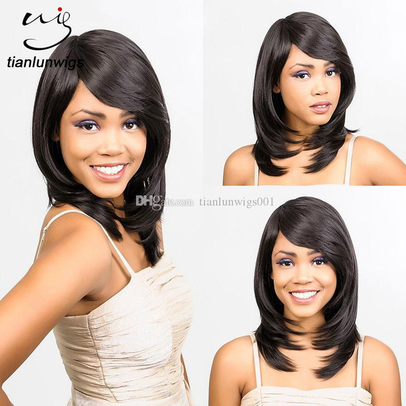 Natural Hair Wigs for Black Women