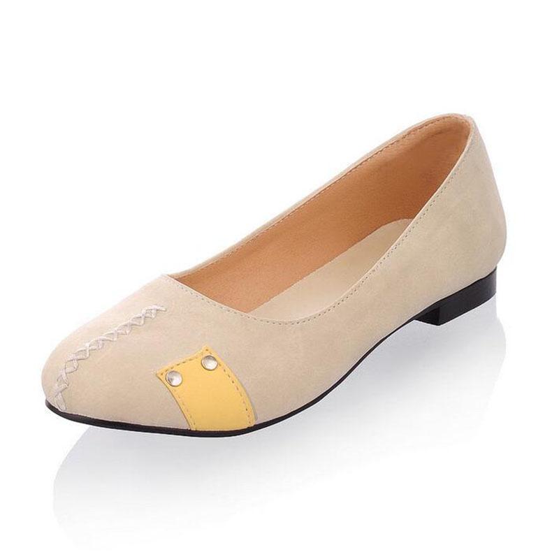 British Retro Donna Genuine Pelle Oxford scarpe For Donna Retro Loafers Four   083a82