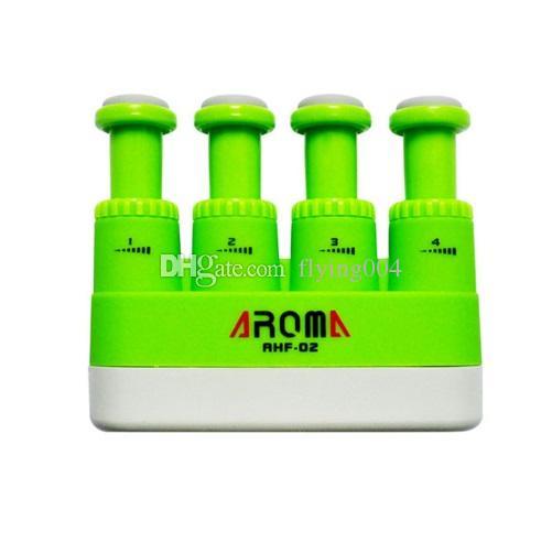 Aroma AHF-02 Hand Finger Exerciser Grip Trainer For Guitar Bass Hand Exerciser for Children 2 Lb to 3 Lb
