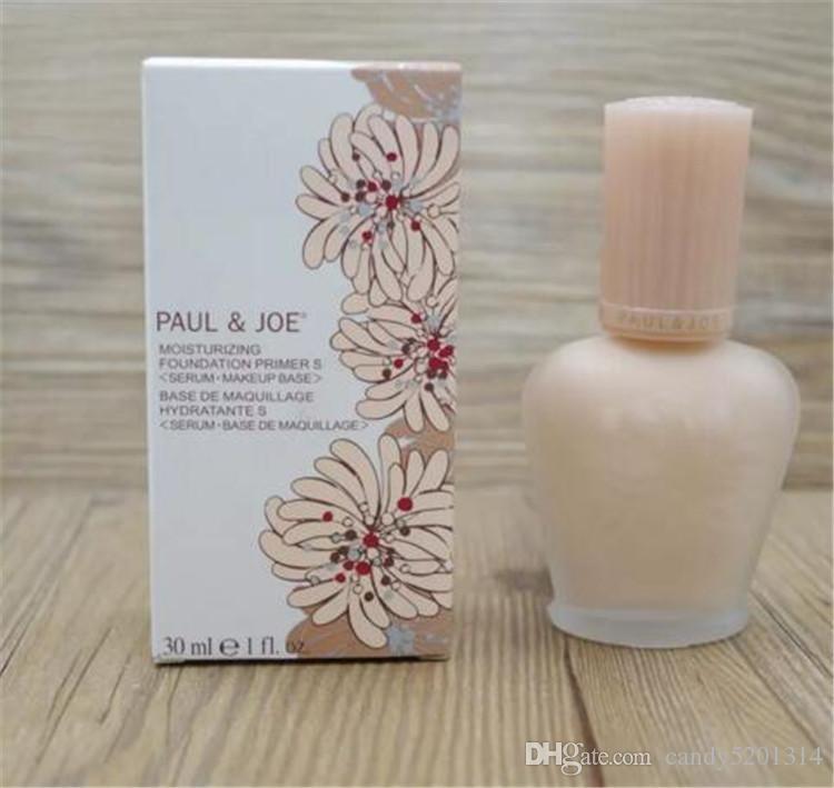 العلامة التجارية المينا pauljoe pj منعش تواجه الأساس السائل Luminous Primer 30ML