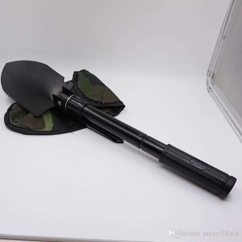 New Multifunctional sapper Shovel Survival Portable Military Folding Camping Spade chinese military Shovel EDC Emergency Tool