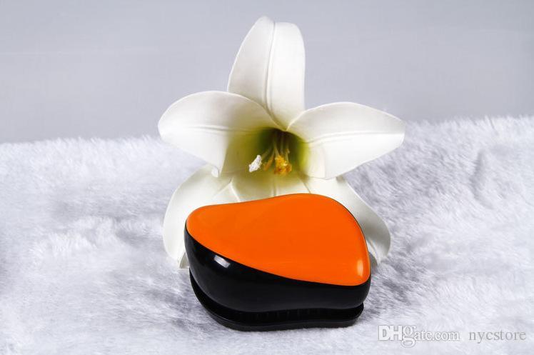 DHL Sihirli Detangling Kolu Arapsaçı Duş Saç Fırçası Tarak Salon Styling Tamer Aracı