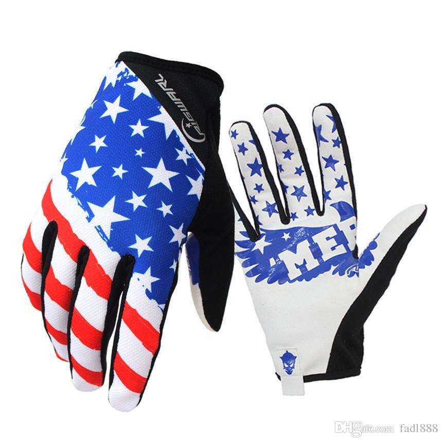 american flag batting gloves