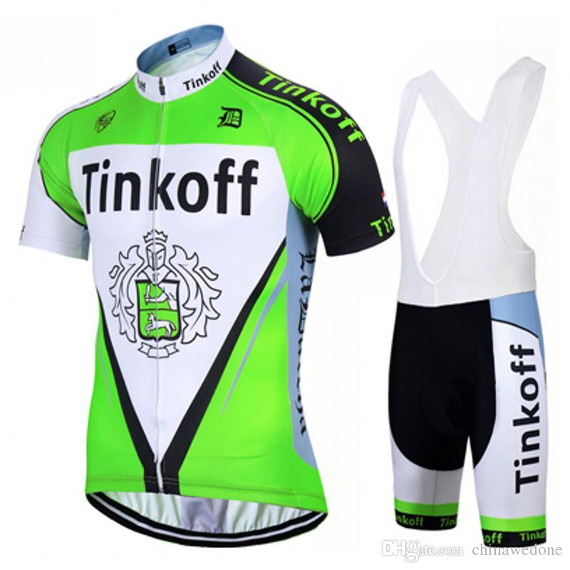 2017 NEW Team Tinkoff Saxo Pro Cycling Jerseys Short Sleeve Summer Quick  Dry Racing Bicycle Ropa Ciclismo Cycling Clothing Bib Pants GEL PAD Cycling  Jersey ... f78d5ed8c