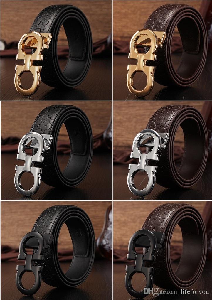 Designer ceintures de luxe ceintures pour hommes grande boucle ceinture haut mode hommes en cuir ceintures en gros livraison gratuite