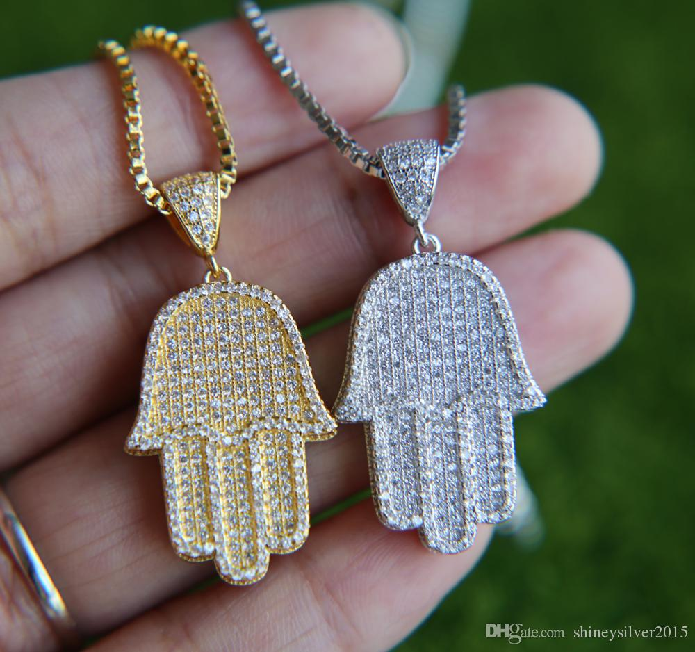 Wholesale Mens Bling Iced Out 2017 High Quality Bling