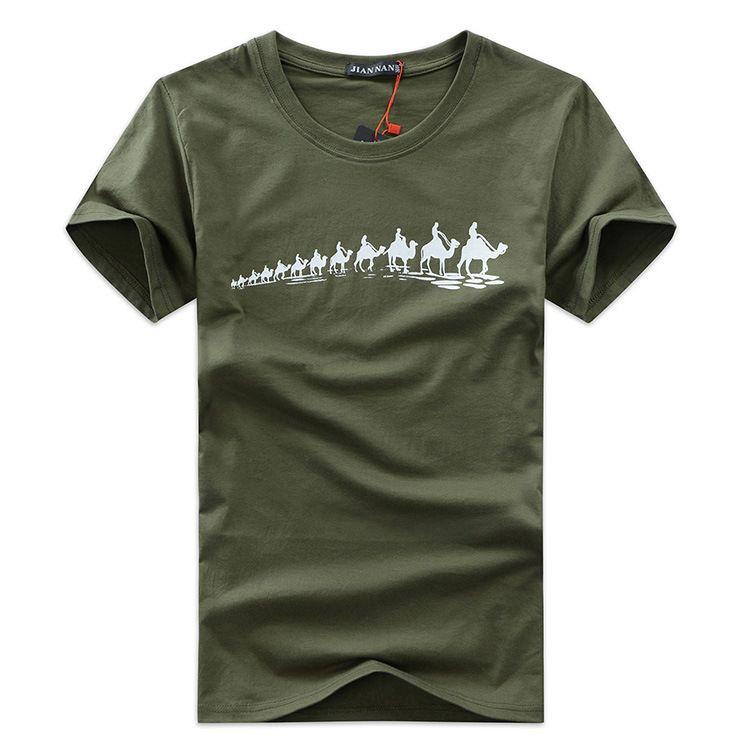 Camiseta de Béisbol de Manga Larga Camisa Hombre Cuello Redondo Top de Camuflaje wdGDyM8fW3