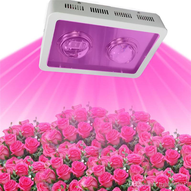 mastergrow ii 400w 1200w cob led grow light panel full spectrum 410 730nm with big lens for indoor hydroponic plant growing and flowe  3 vegetative flowering cob panels led grow lights #10