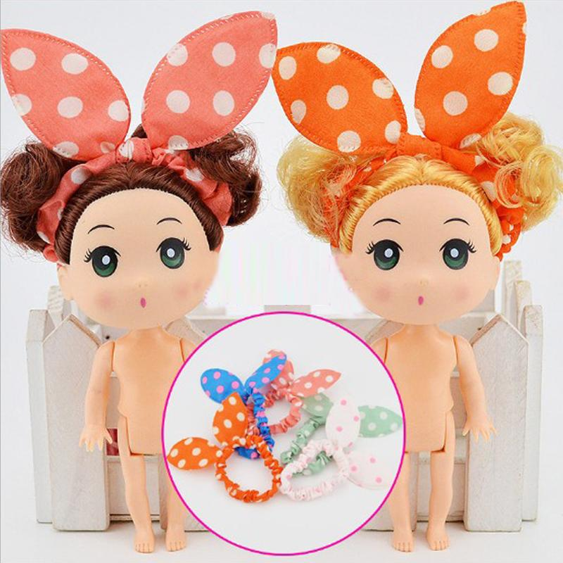 12cm Doll Body Doll Plastic Solid Cake Baking Princess Doll Naked Body For Dolls With Head Female Figure