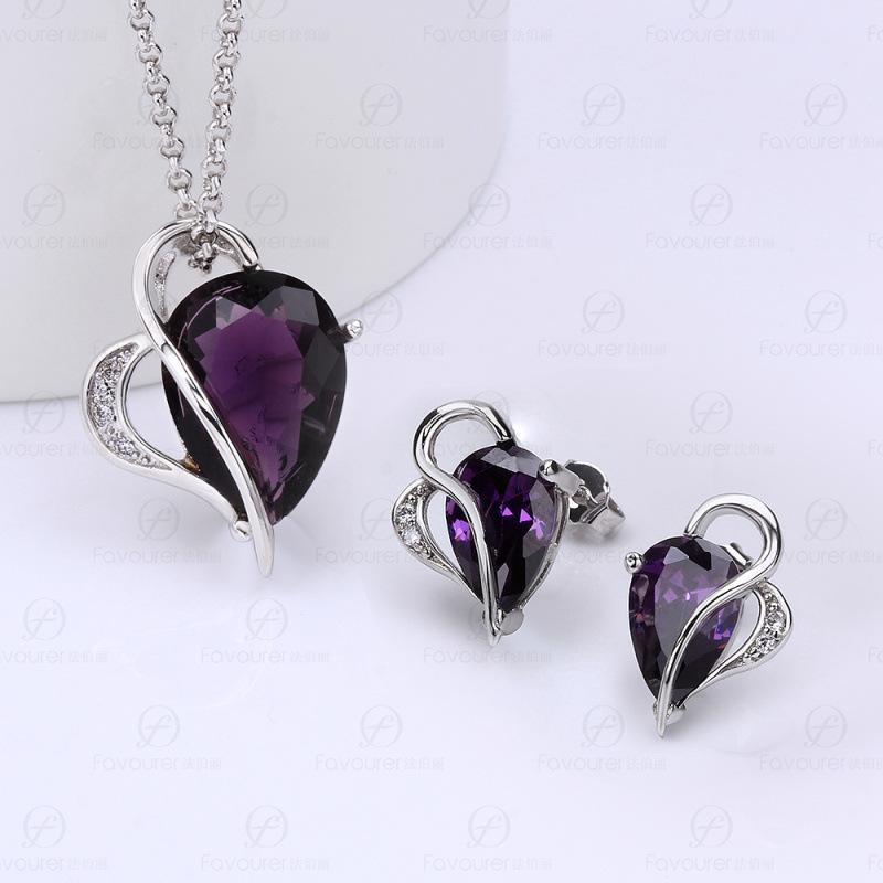 baikalla img silver jewelry product heart gem category jewellery w sterling necklace design topaz categories