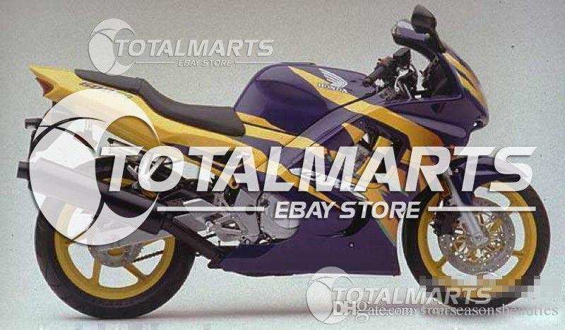 Carenado para Honda CBR600F3 CBR600 F3 1997-1998 97 98 1997 1998 ABS