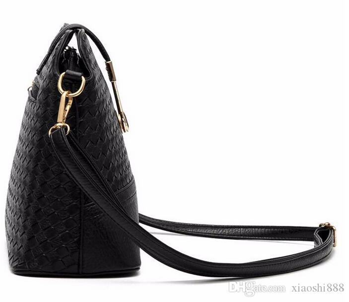 Marque de mode Femmes De Luxe Cross Body Shell Sac Style Killer En Cuir Messenger Sacs