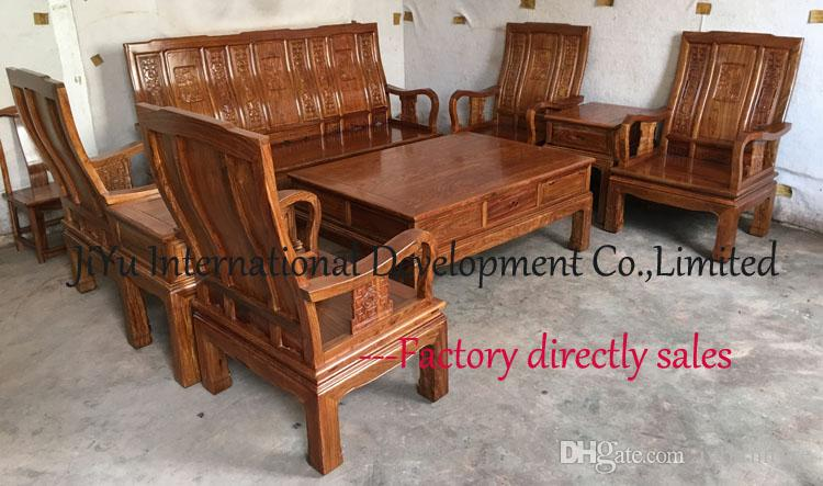 Großhandel Home Sofa In Einem Set Antiken Wohnzimmer Möbel Mit Carving 100%  Afrikanischen Palisander Sofa Sets Von Jyfurniture, $18090.46 Auf De.Dhgate.
