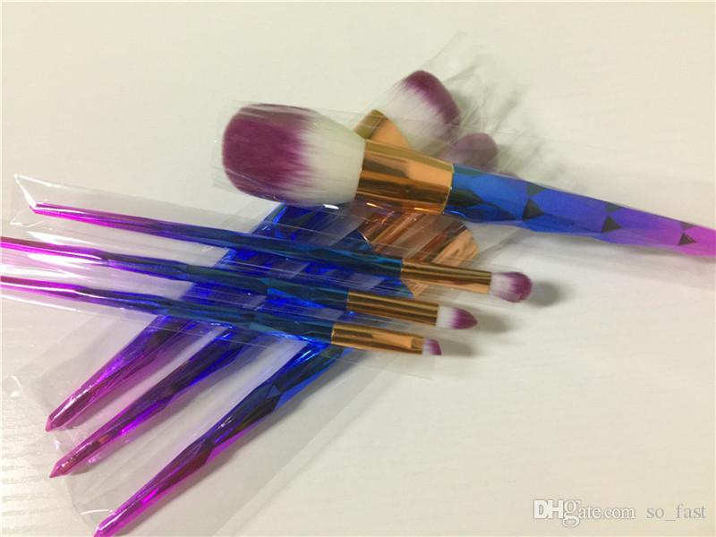 Nouveau kit de pinceau professionnel Vander crème puissance pinceaux de maquillage professionnel polyvalent beauté cosmétique feuilletée Kabuki fard à joues
