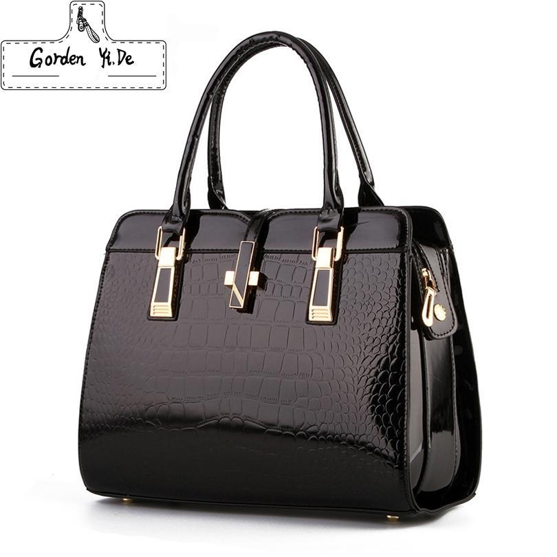 Hot Sale Pu Leather Ladies Bags Women Handbag Pillow Hign Quality ...