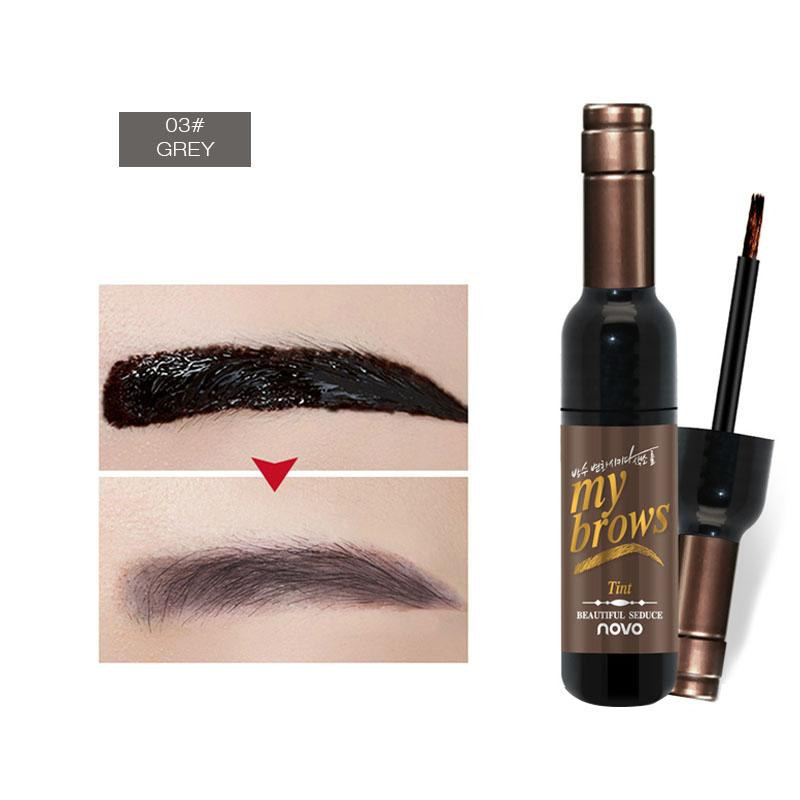 Wholesale A Professional Waterproof Eyebrow Makeup Kit Eye Tint My