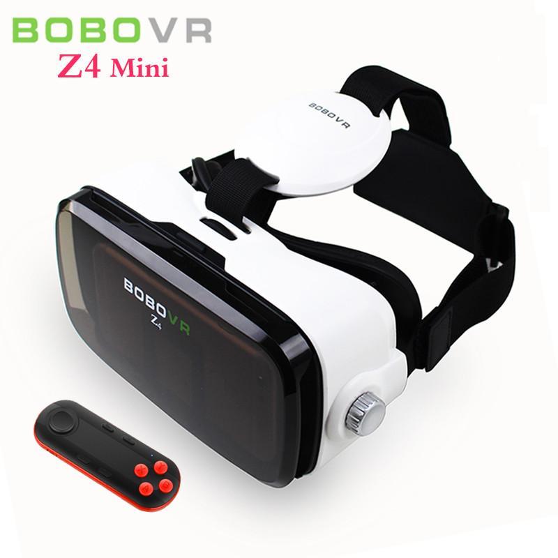 Acheter Xiaozhai Bobo Vr Z4 Mini Vr Casque Lunettes Lunettes De Réalité  Virtuelle 3d Vidéo Casque Carton Pour 4.7 6.0 Smartphone + Contrôleur De   21.95 Du ... 73e5331e0086