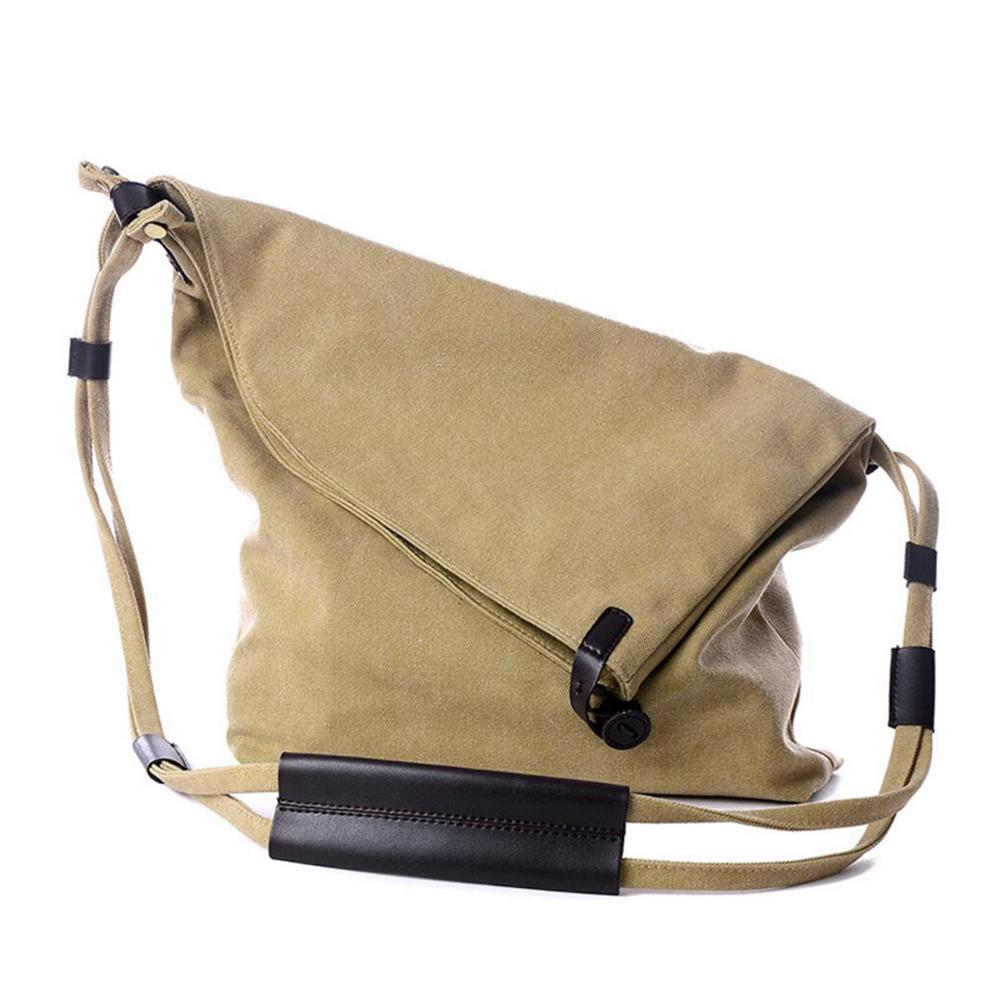 bf4965f8e105 Vintage Women Messenger Bags Female Canvas Shoulder Bag Ladies Crossbody  Bags Large Bucket Designer Handbags Sac Bolsas Ivanka Trump Handbags Best  Messenger ...