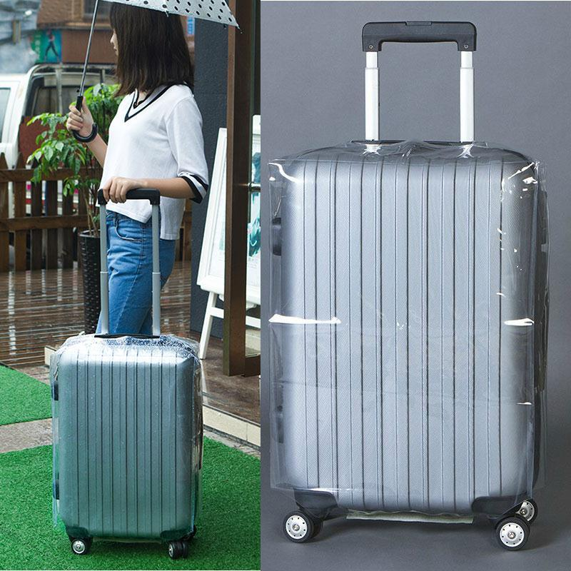 Wholesale Transparent Waterproof Case Suitcase Travel Luggage ...