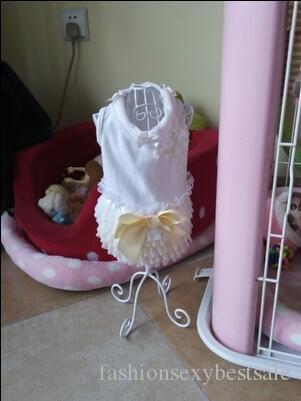 الشحن مجانا! 1 قطعة عالية الجودة المعادن كلب العارضات الكلب نموذج الملابس الشماعات عرض مستلزمات الحيوانات الأليفة المعرضة ، M00476
