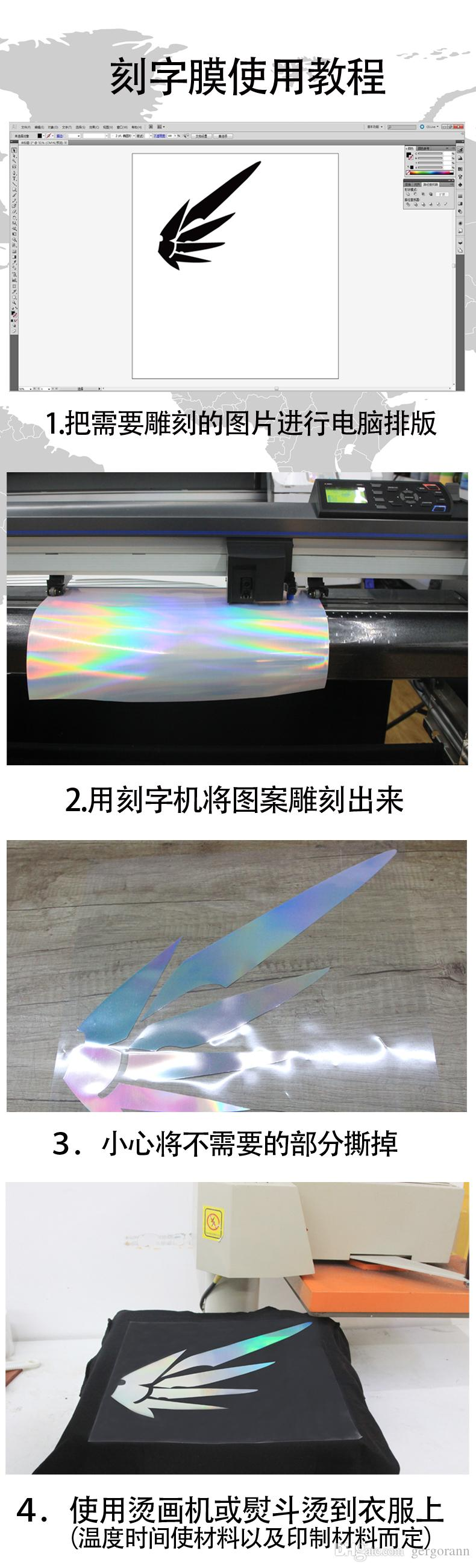 Heat transfer PVC reflective strip 100m length for traffic police cloth,5cm wide,good quality