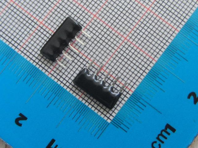 2018 Wholesale Network Resistor A05 472 4.7k 5pin 2% 4k7 Wire Wound ...