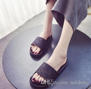 on sale 49ba2 6a463 Rihanna Fenty Slides With Original Boxes Leadcat Shoes White Grey Black  Blue Red Womens Slippers Indoor Sandals Girls Fashion Scuffs