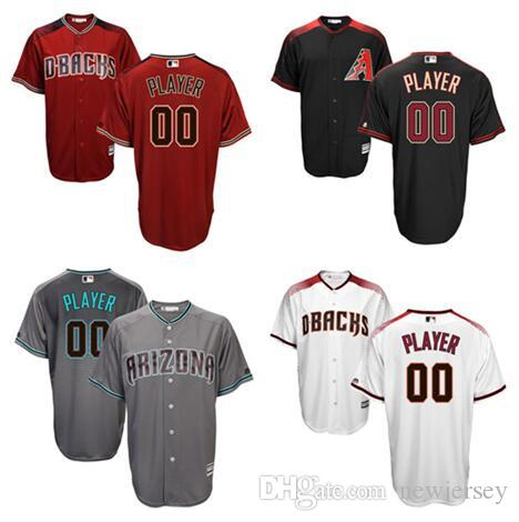 fc8fdd42 ... shop 2019 custom arizona diamondbacks sports throwback mlb cheap baseball  jerseys fashion men youth women flex