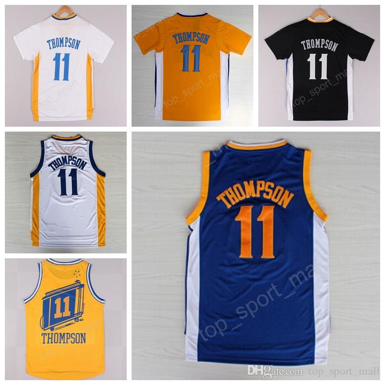 sports shoes 0dd24 7cc2b 11 klay thompson jersey for sale
