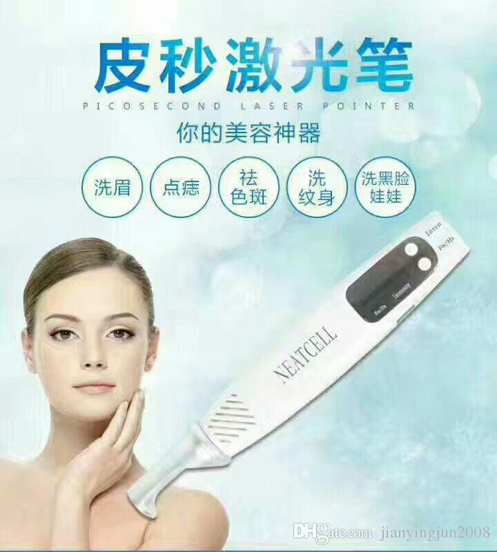 2017 professional handle picosecond laser technology acne treatment tattoo pigment wrinkle removal