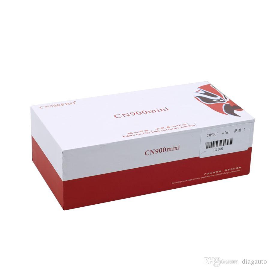 2017 hot vendre de voiture style super intelligent CN900 mini transpondeur clé programmeuse minicn900 seulement accepter la réservation Mini CN 900 DHL GRATUIT