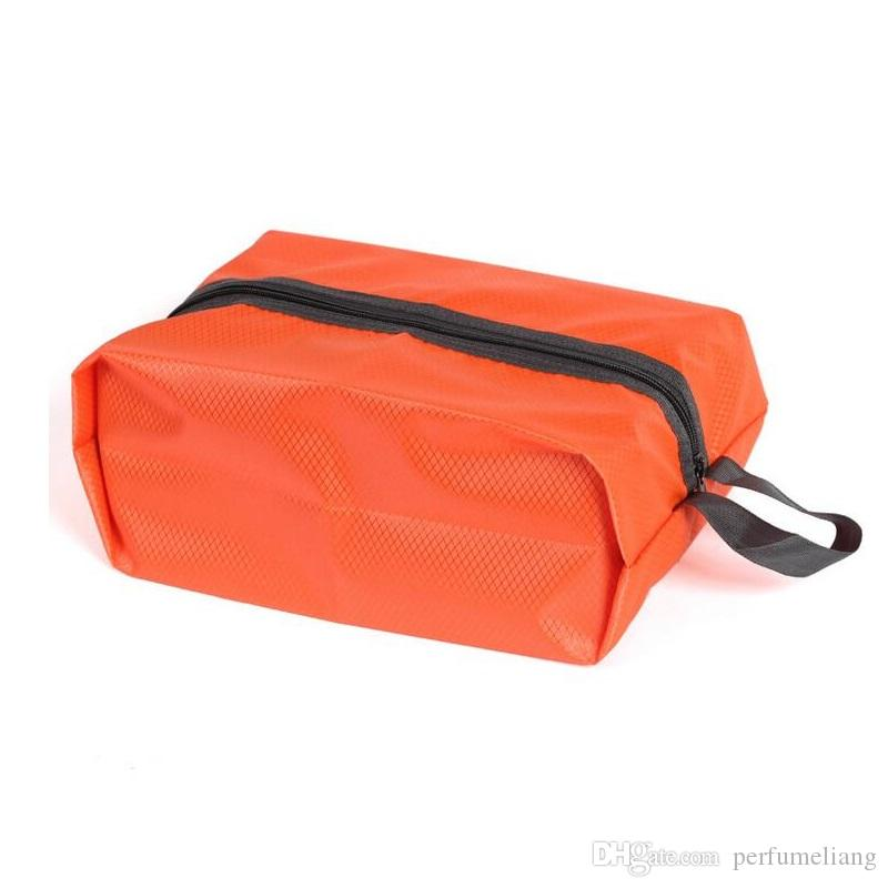Shoe Bag Waterproof Nylon Boot Dustproof Organizer Storage Bag Holder Case For Travel Camping Carrying Protect Shoes ZA1747