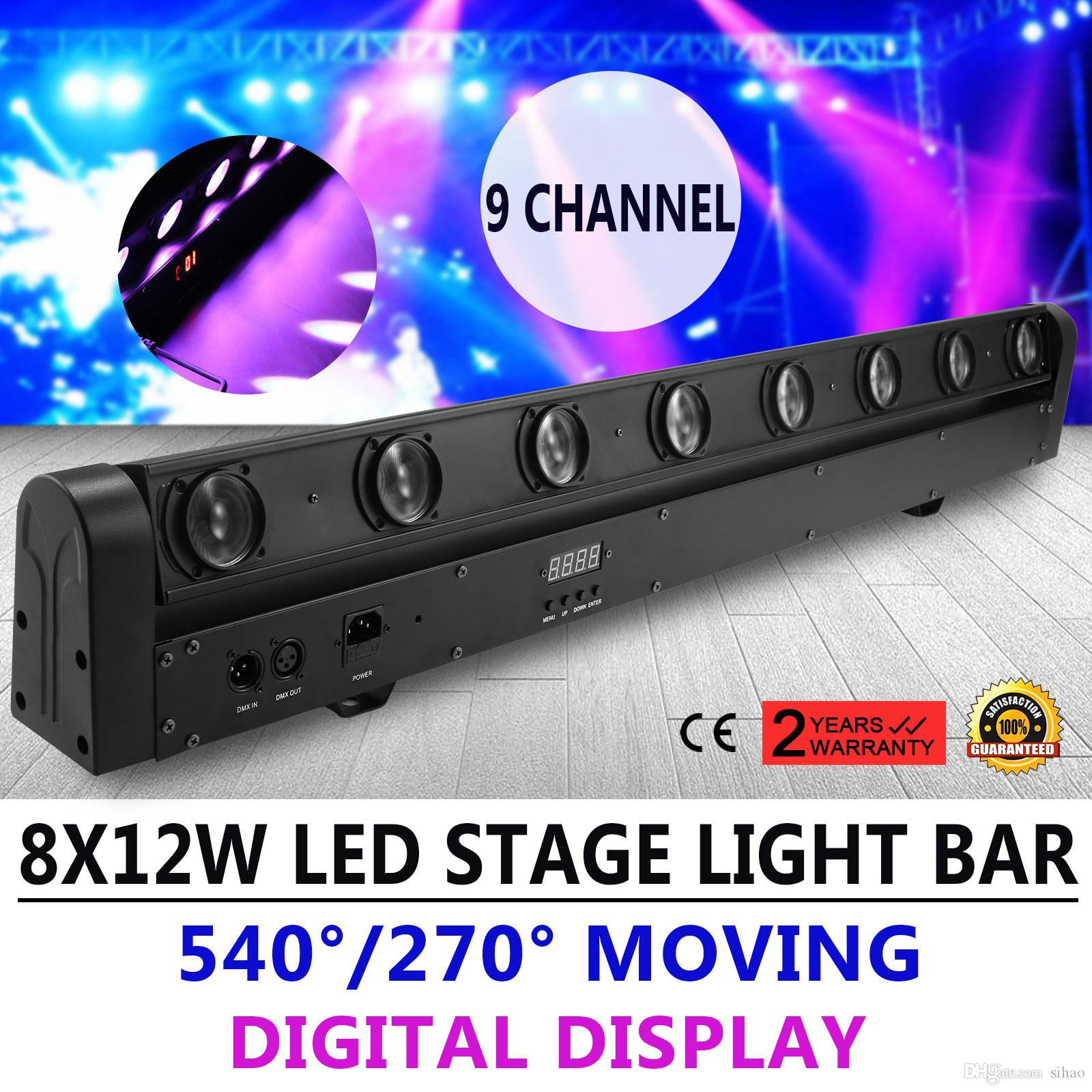 8x12w 4in1 Beam Led Bar Dmx Moving Head Stage Light Wedding Automatic Rotation Stage Led Led Stage Lighting Packages From Sihao $120.61| Dhgate.Com  sc 1 st  DHgate.com & 8x12w 4in1 Beam Led Bar Dmx Moving Head Stage Light Wedding ... azcodes.com