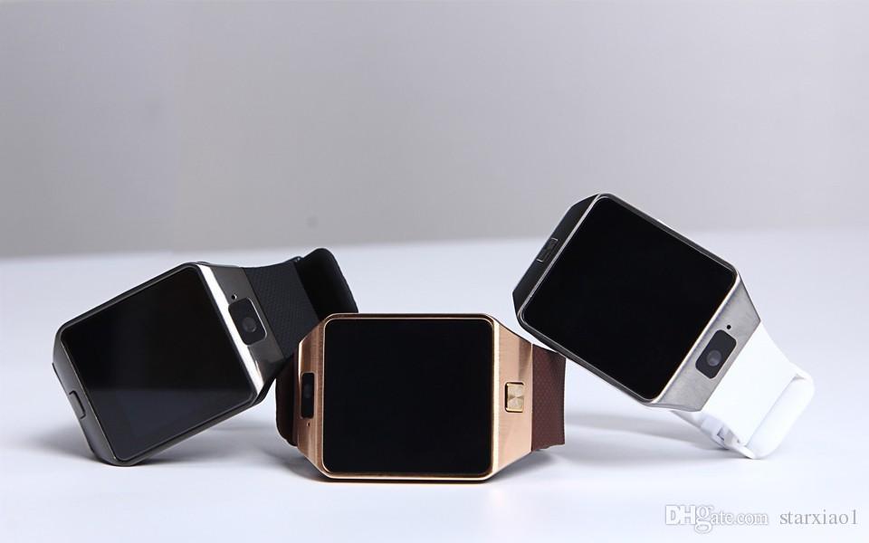 Sıcak Akıllı İzle Wrisbrand Android iPhone iwatch Akıllı SIM Akıllı cep telefonu İzle Perakende kutusu ile uyku durumunu kaydedebilirsiniz
