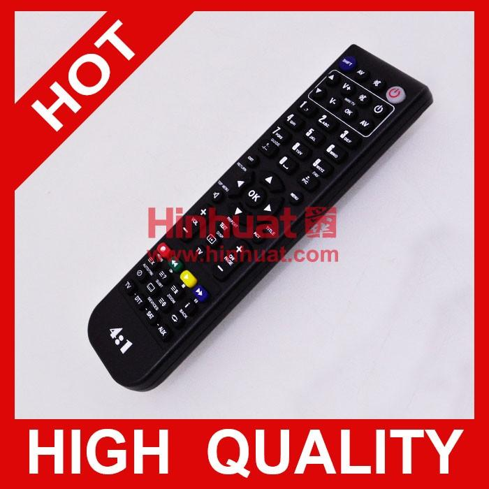 Wholesale Changer 4 In 1 Usb Remote Control For Tv Dtt Sat Aux