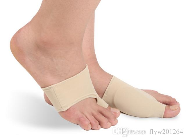 Tout nouveau correcteur de correction hallux valgus, gel protecteur en gel de silice orteil brace chaussettes d'orteil bunion protecteur, soin des pieds