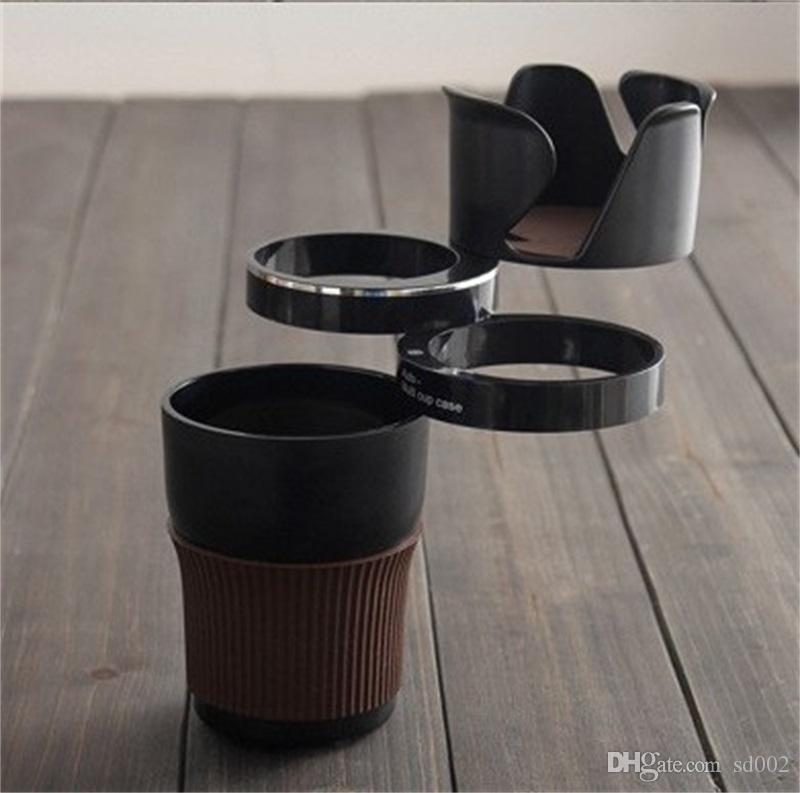 Multi Function Cup Holder Rotatable Car Accessories Sunglasses Mobile Phone Drink Holders Cars Storage Articles Multicolor Optional 15fx C R