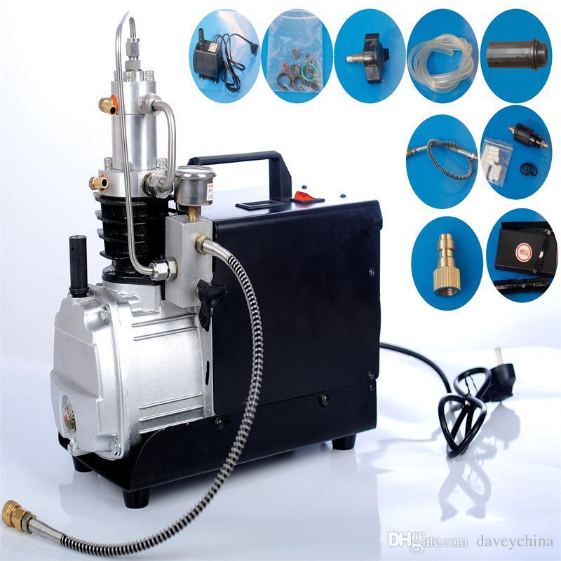 davv 110v 30mpa high pressure air pump electric pcp air compressor for airgun scuba rifle from daveychina dhgatecom