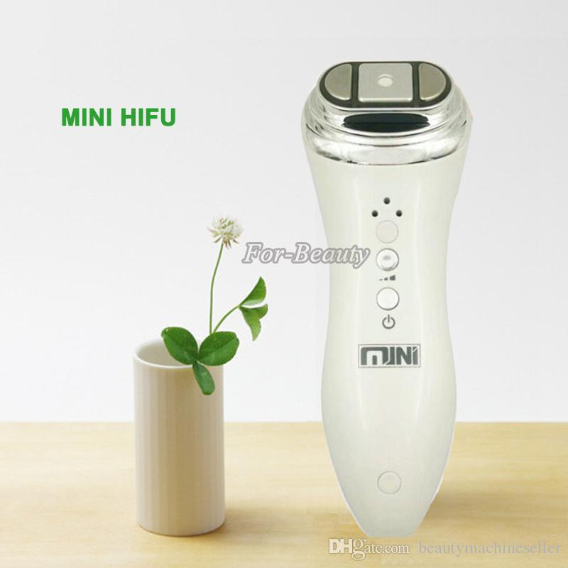 New Product Handhold HIFU for face lift and wrinkle removal MINI HIFU skin care beauty device