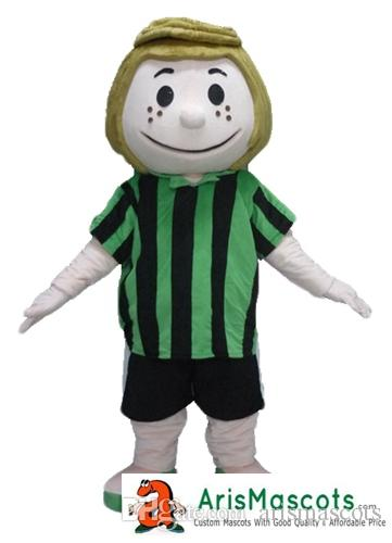 5  sc 1 st  DHgate.com & Adult Funny Peppermint Patty Mascot Costume Party Costumes ...