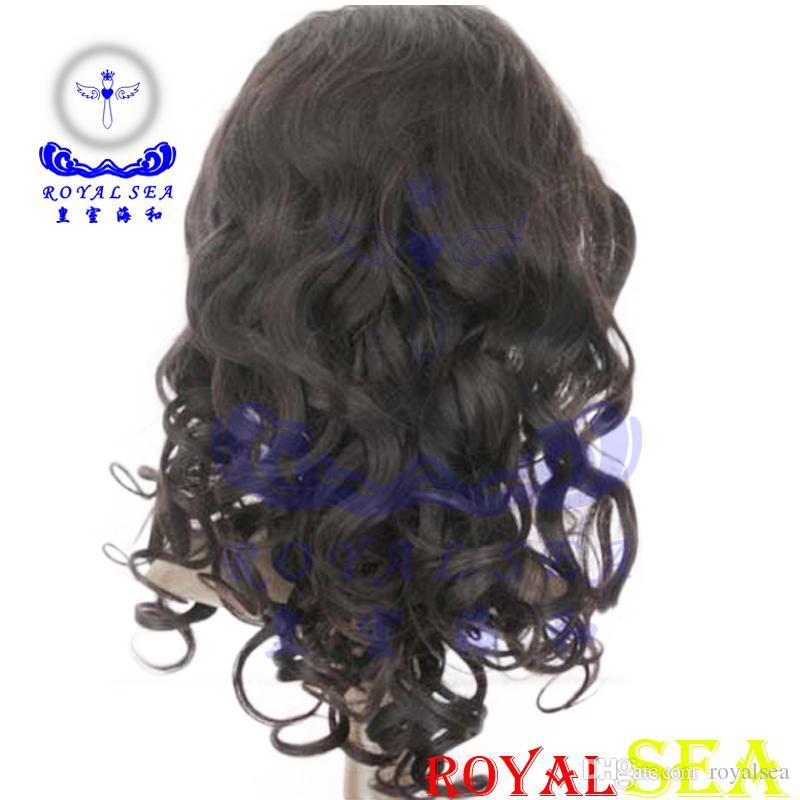 Glueless Virgin Brazilian Wavy Short Cut Human Hair Machine Made Wigs  Machine Made Wigs For Black Women Bob Style Wig Velvet Remi Hair Remy Lace  Wigs From ... 6b53748eb8